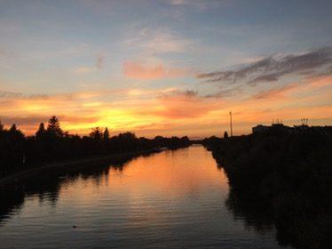 Eindrücke: Sunset