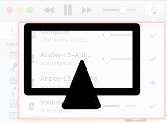 iTunes: Multiroom-Sound via AirPlay