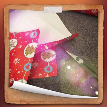 Weihnachten…Geschenke packen!